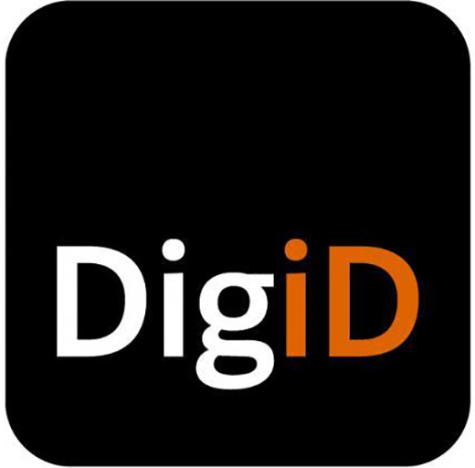 Logo DigiD-code